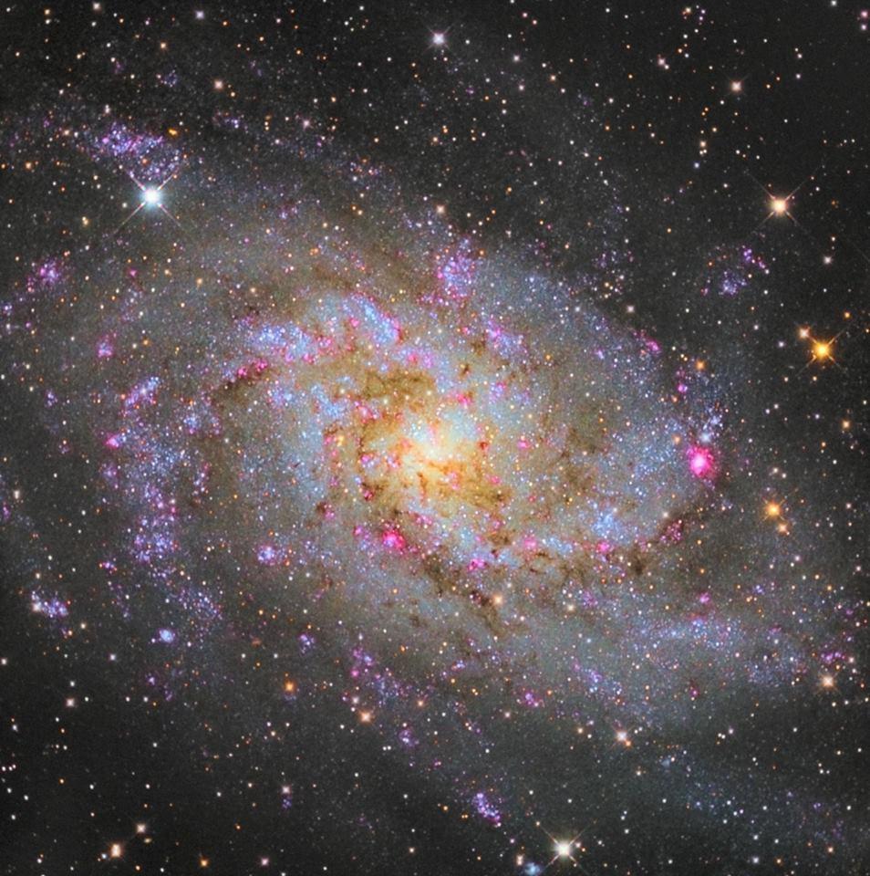 galaxie spiral