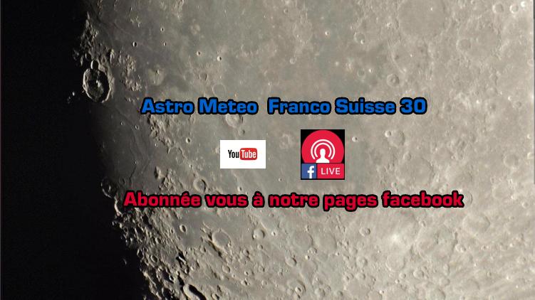 ASTRO METEO FRANCO SUISSE 30