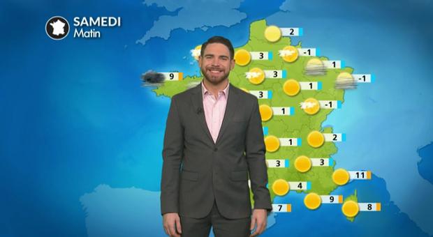 Bulletin meteo france g 2