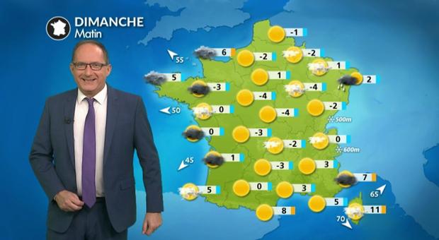 Bulletin meteo france j1 g 1