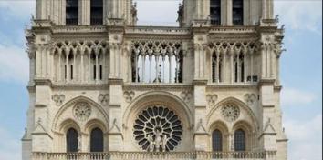 NOTRE DAME DE PARIS FAIRE UN DON POUR SA RENOVATION