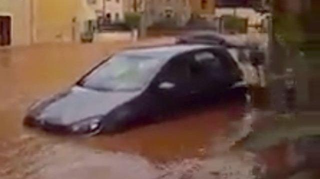 Inondation du 30