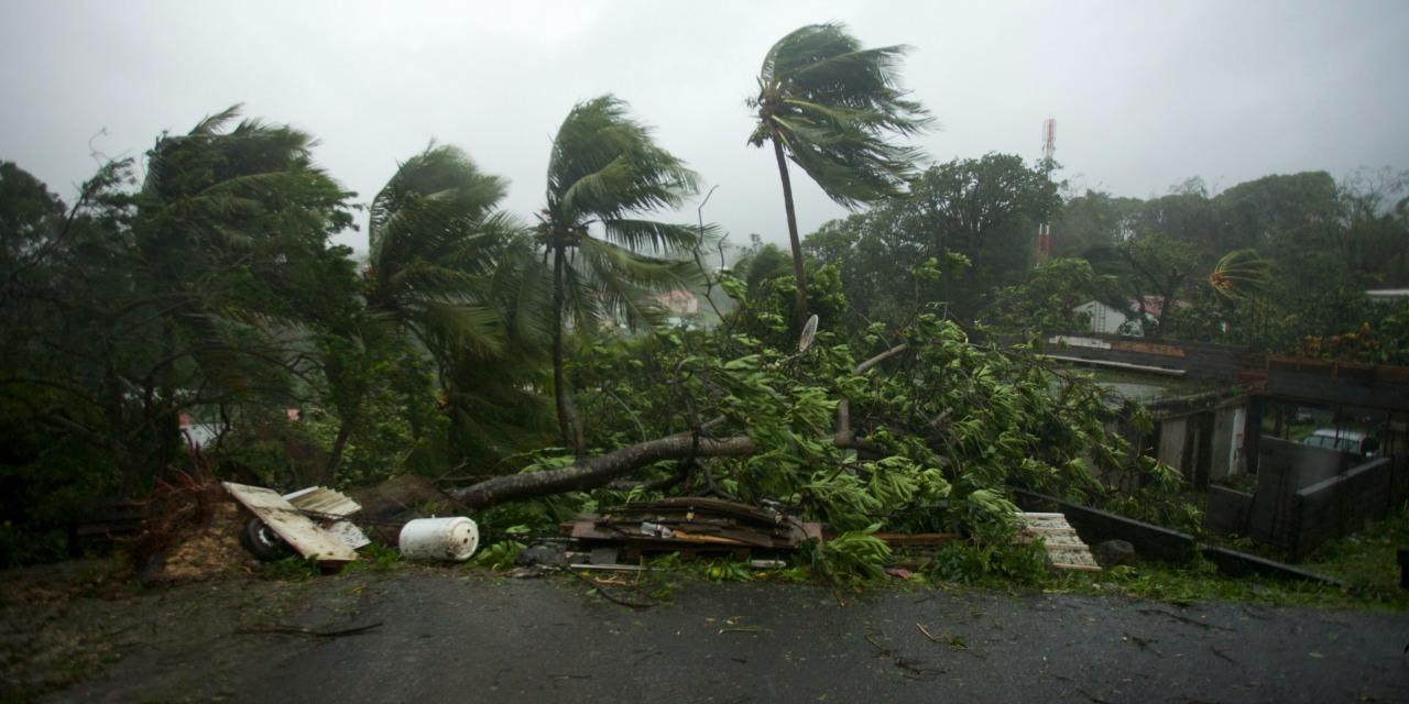 Ouragan maria en guadeloupe l etat de catastrophe naturelle sera signe samedi